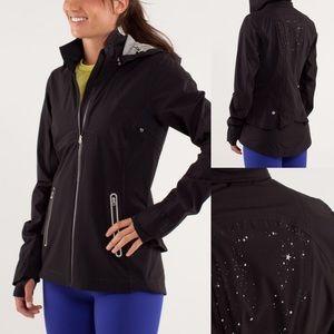 Lululemon Black Puddle Jumper Jacket